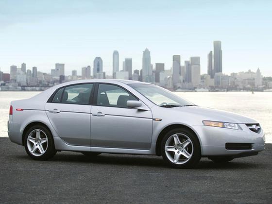 2004 Acura TL  : Car has generic photo