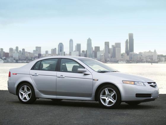 2006 Acura TL  : Car has generic photo