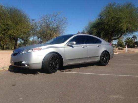 2009 Acura TL SH-AWD:3 car images available