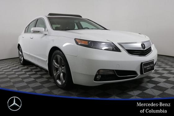 2012 Acura TL SH-AWD:24 car images available