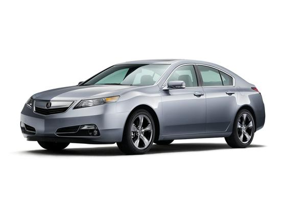 2013 Acura TL SH-AWD : Car has generic photo
