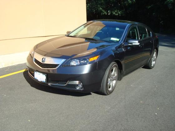 2014 Acura TL Technology:4 car images available
