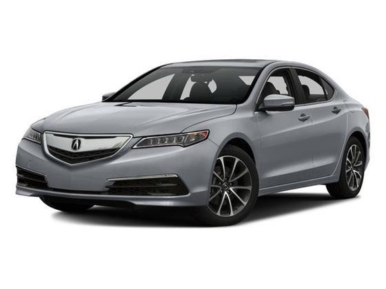 2016 Acura TL Technology : Car has generic photo