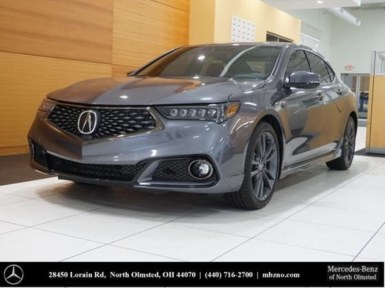 2019 Acura TLX A-Spec:24 car images available