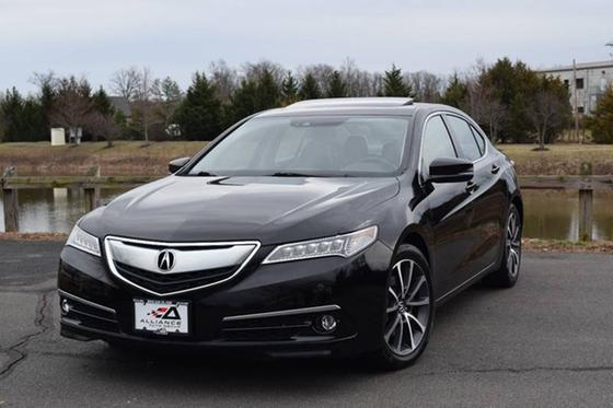 2015 Acura TLX V6 Advance:24 car images available