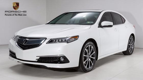 2016 Acura TLX V6:23 car images available