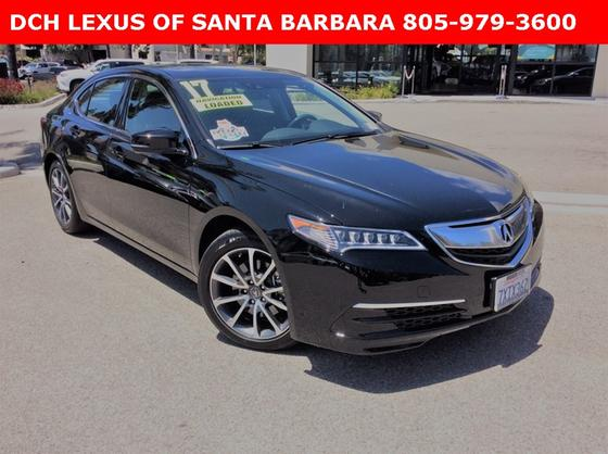 2017 Acura TLX V6:17 car images available