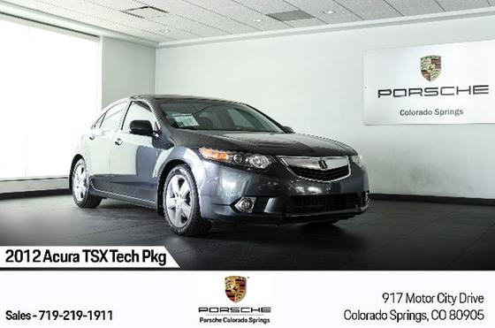 2012 Acura TSX 2.4 Technology:24 car images available