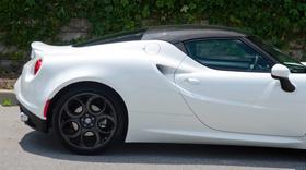 2017 Alfa Romeo 4C