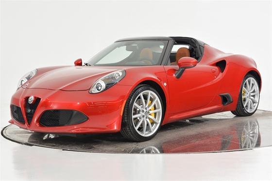 2019 Alfa Romeo 4C :24 car images available