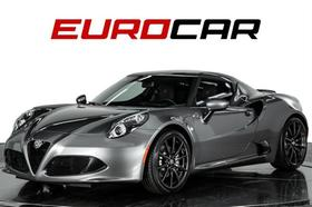 2018 Alfa Romeo 4C Coupe:24 car images available