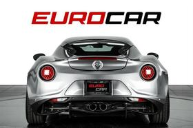 2018 Alfa Romeo 4C Coupe