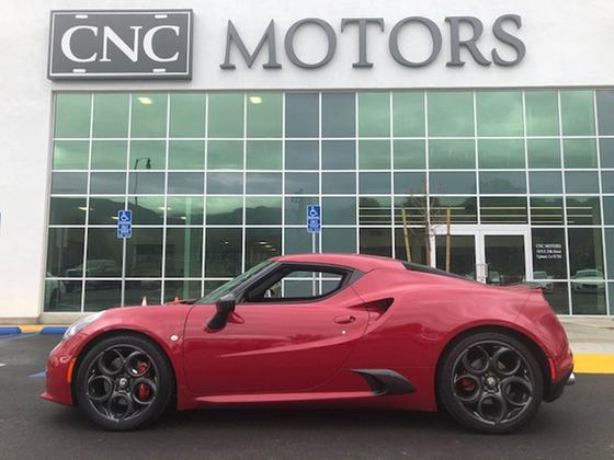 2015 Alfa Romeo 4C Launch Edition:19 car images available