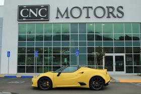 2016 Alfa Romeo 4C Spider:24 car images available