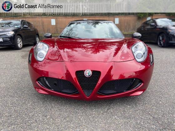 2020 Alfa Romeo 4C Spider:24 car images available