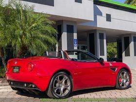 2009 Alfa Romeo 8C
