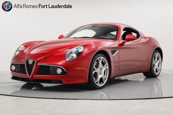 2008 Alfa Romeo 8C Competizione:24 car images available