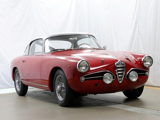 1957 Alfa Romeo Classics 1900 SSC:24 car images available