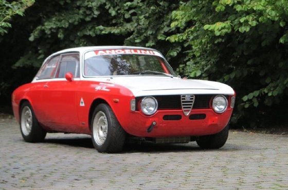 1965 Alfa Romeo Classics GTA:13 car images available