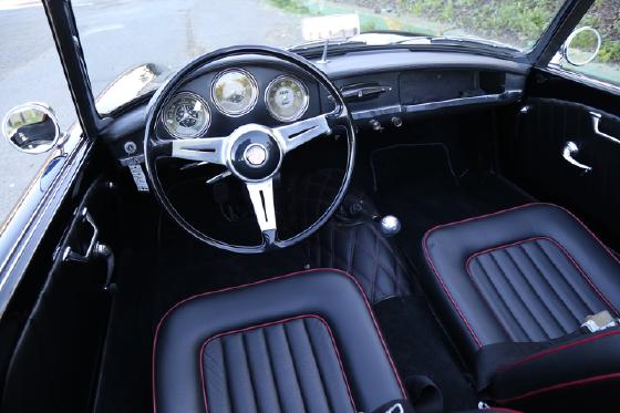 1958 Alfa Romeo Classics Giulietta Spider