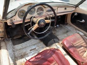 1962 Alfa Romeo Classics Giulietta Spider