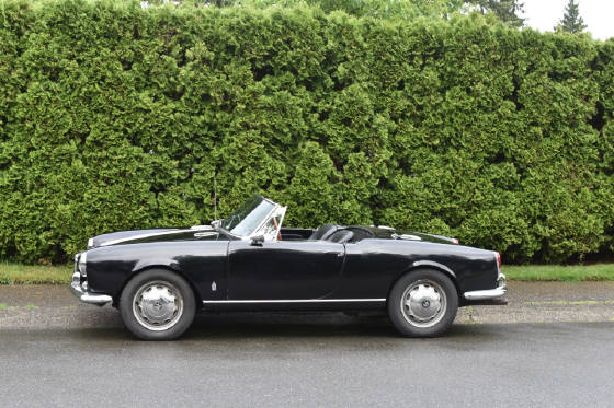 1962 Alfa Romeo Classics Giulietta Spider:6 car images available