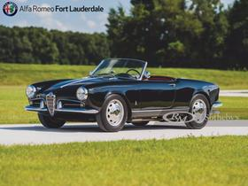 1959 Alfa Romeo Classics Giulietta Spider:24 car images available