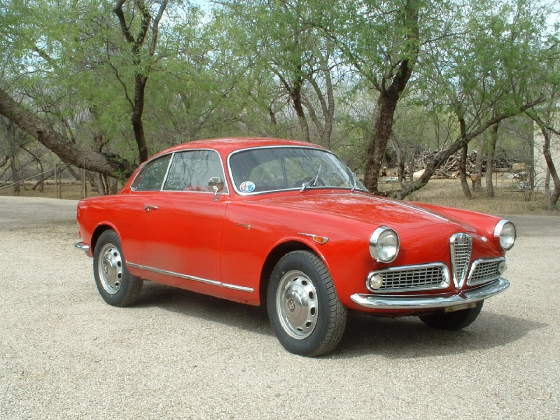 1959 Alfa Romeo Classics Giulietta Sprint:5 car images available
