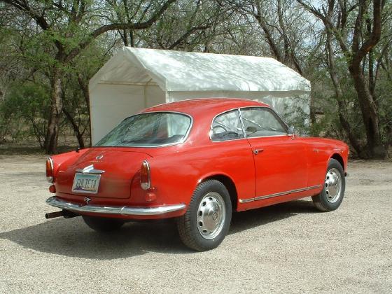 1959 Alfa Romeo Classics Giulietta Sprint