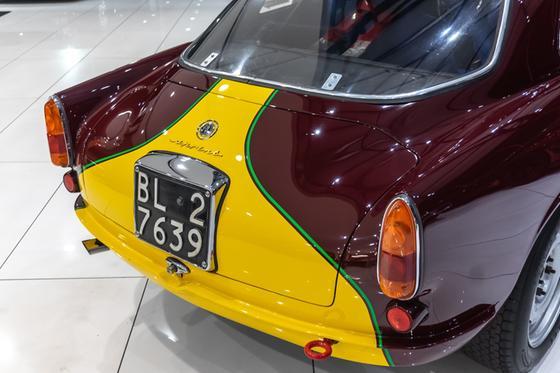 1962 Alfa Romeo Classics Giulietta Sprint