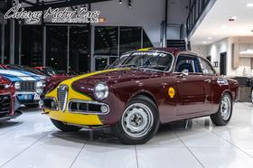 1962 Alfa Romeo Classics Giulietta Sprint:24 car images available