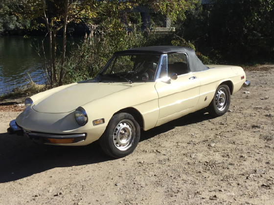 1973 Alfa Romeo Classics Spider Veloce:6 car images available