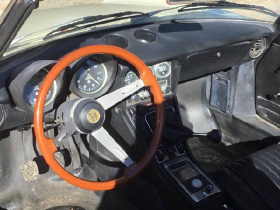 1973 Alfa Romeo Classics Spider Veloce