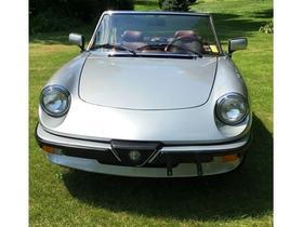 1985 Alfa Romeo Classics Spider Veloce