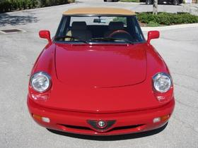 1991 Alfa Romeo Classics Spider