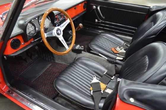 1968 Alfa Romeo Classics Spider
