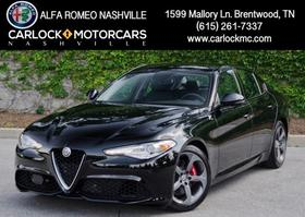 2018 Alfa Romeo Giulia :24 car images available