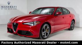 2017 Alfa Romeo Giulia :22 car images available