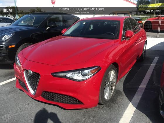 2018 Alfa Romeo Giulia :7 car images available