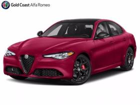2020 Alfa Romeo Giulia  : Car has generic photo