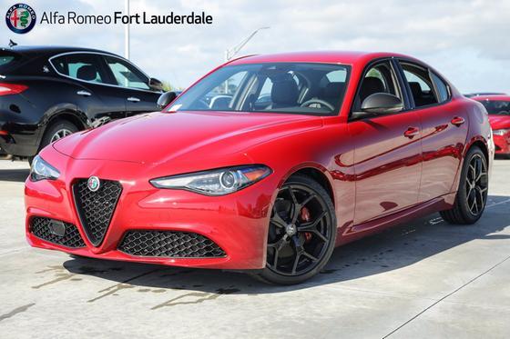 2020 Alfa Romeo Giulia :18 car images available