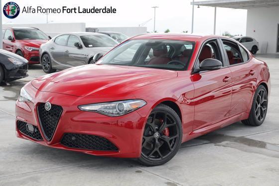 2020 Alfa Romeo Giulia :19 car images available