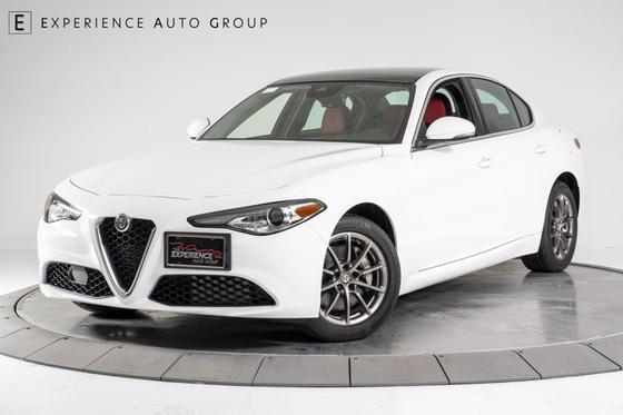 2020 Alfa Romeo Giulia :24 car images available