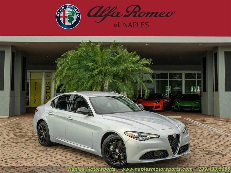 2021 Alfa Romeo Giulia :24 car images available