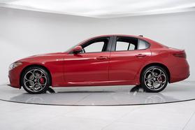 2022 Alfa Romeo Giulia