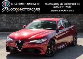 2018 Alfa Romeo Giulia Quadrifoglio:24 car images available