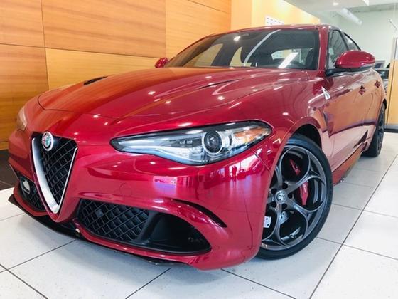 2017 Alfa Romeo Giulia Quadrifoglio:24 car images available