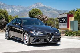 2017 Alfa Romeo Giulia Quadrifoglio:24 car images available