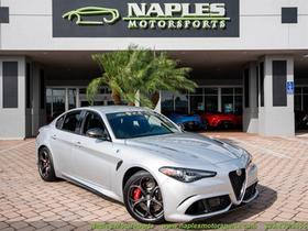 2020 Alfa Romeo Giulia Quadrifoglio:24 car images available