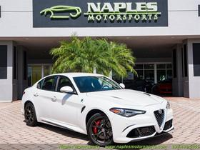 2019 Alfa Romeo Giulia Quadrifoglio:24 car images available